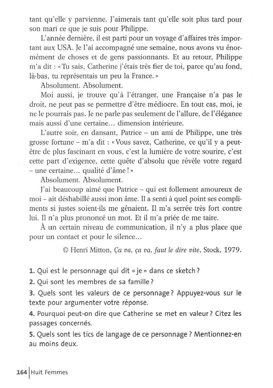 Etonnants classiques huit femmes page 164 copie