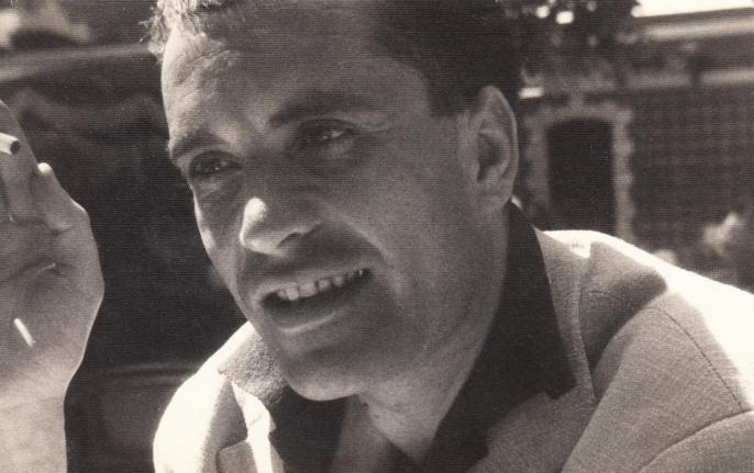 Henri Mitton en 1964