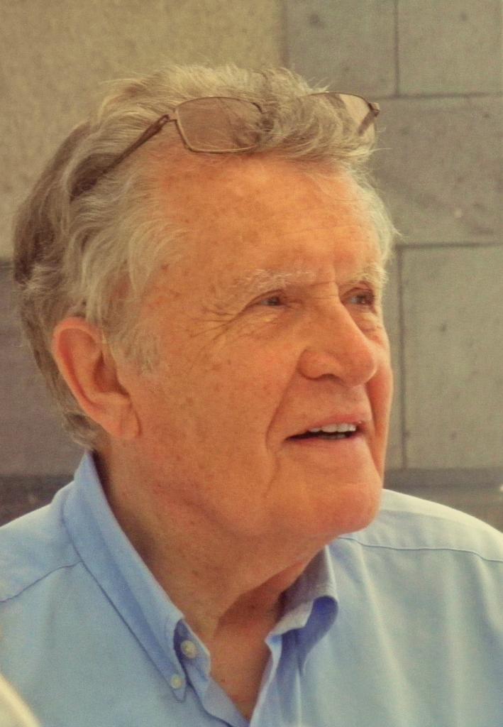 Henri Mitton en 2012