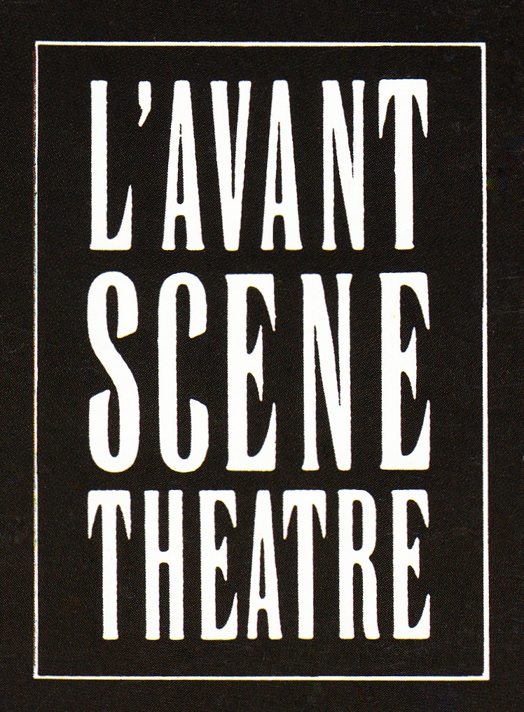 Logo : l'avant scène théâtre