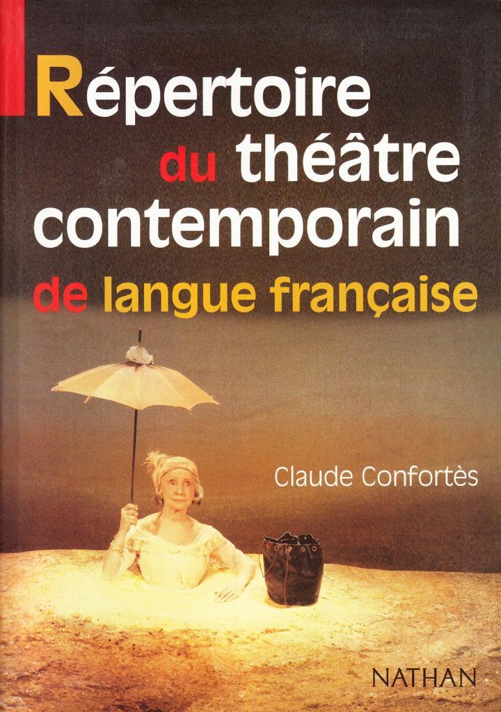 Répertoire du theatre : couverture